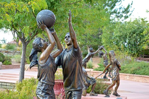 Outdoor Recreation Statues_NRC