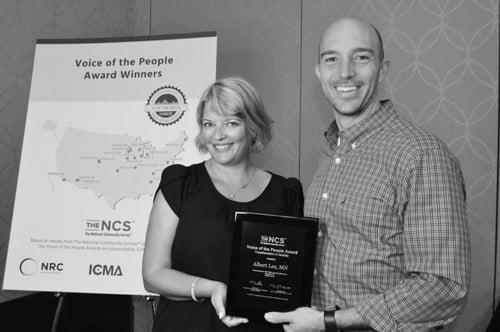 Albert Lea MN VOP Award Winner for Transformation in Mobility