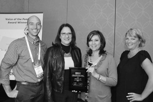 Avondale AZ VOP Award Winner for Transformation in Recreation and Wellness