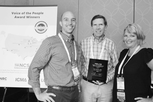 Bar Harbor ME VOP Award Finalist for Online Community Engagement