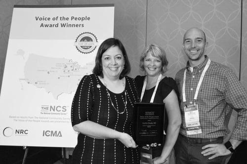 Battle Creek MI VOP Award Winner for Transformation in Natural Environment