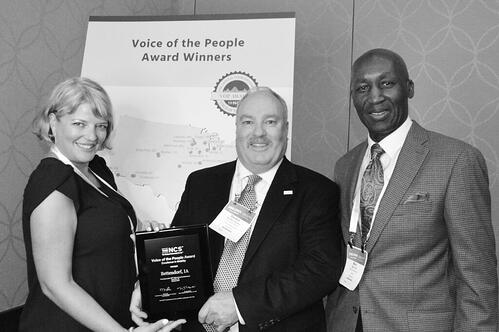 Bettendorf IA VOP Award Winner for Excellence in Mobility