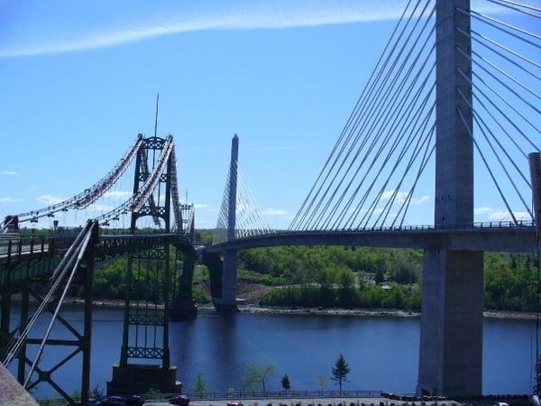 Bridges in Maine