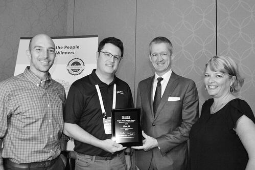 Clive IA VOP Award Winner for Excellence in Built Environment