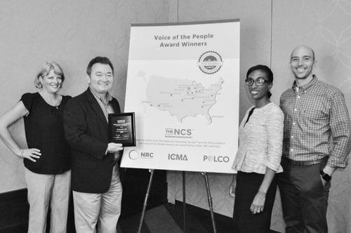 Coronado CA VOP Award Winner for Excellence in Foundations
