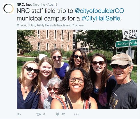 NRC Selfie