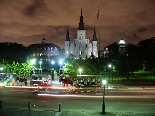 New Orleans Scene
