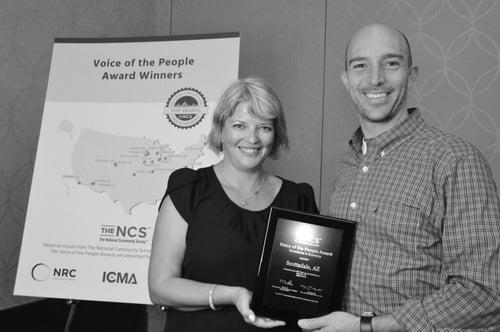 Scottsdale AZ VOP Award Winner for Excellence in Economy