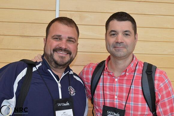 Jeff Calentine and Bryan Waugh-TLG Conference 2017