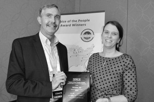 Wichita KS VOP Award Winner for Transformation in Community Engagement