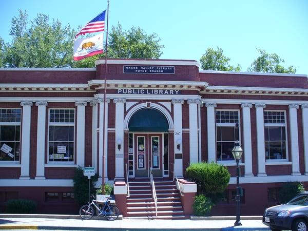 Grass Valley Library Royce Branch