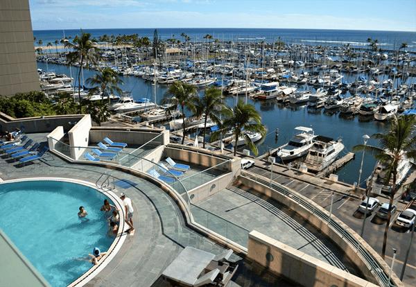 Beautiful Hawaii City. Courtesy Angelica