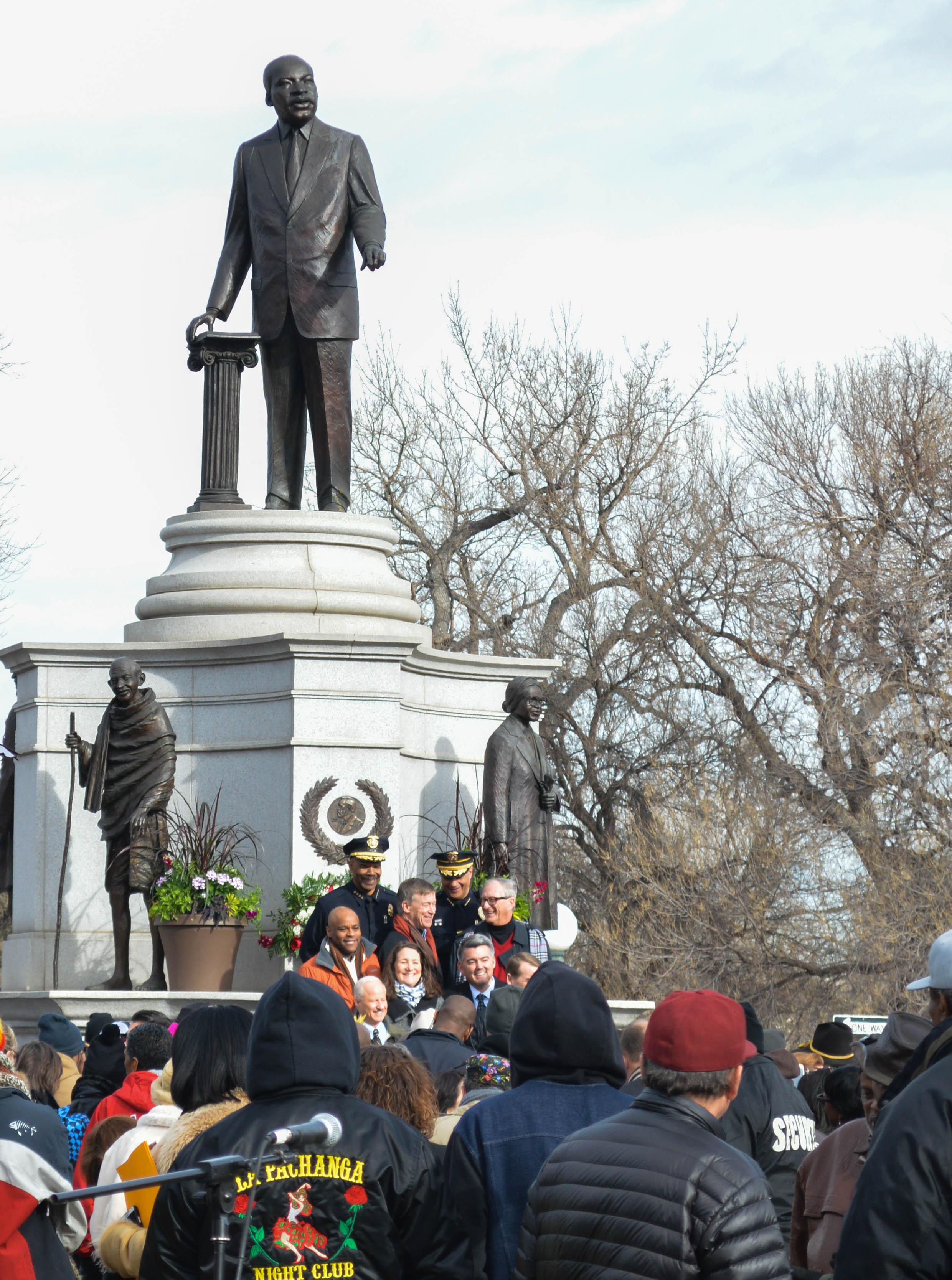 Reflecting on Events at Denver's 2016 Martin Luther King Day Marade