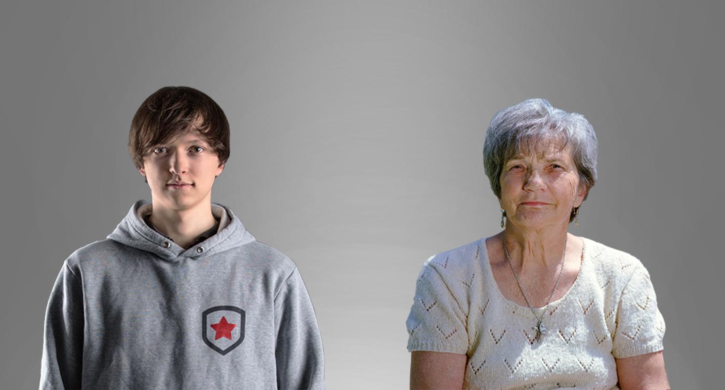 Bridging the Generation Gap: A Multigenerational Discussion
