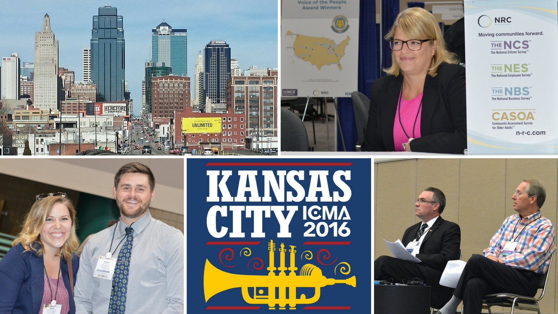 The Legacy of Local Government: ICMA Conference 2016