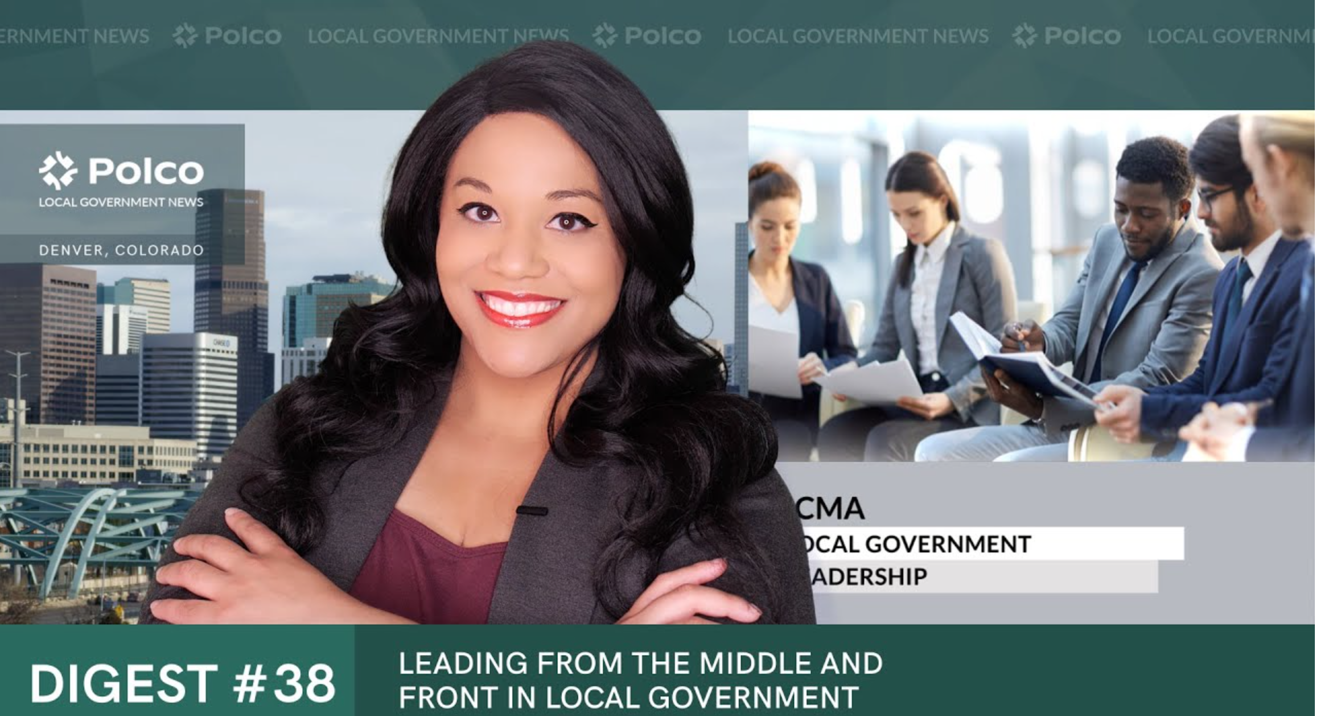 Leading From the Front and Middle of Local Government
