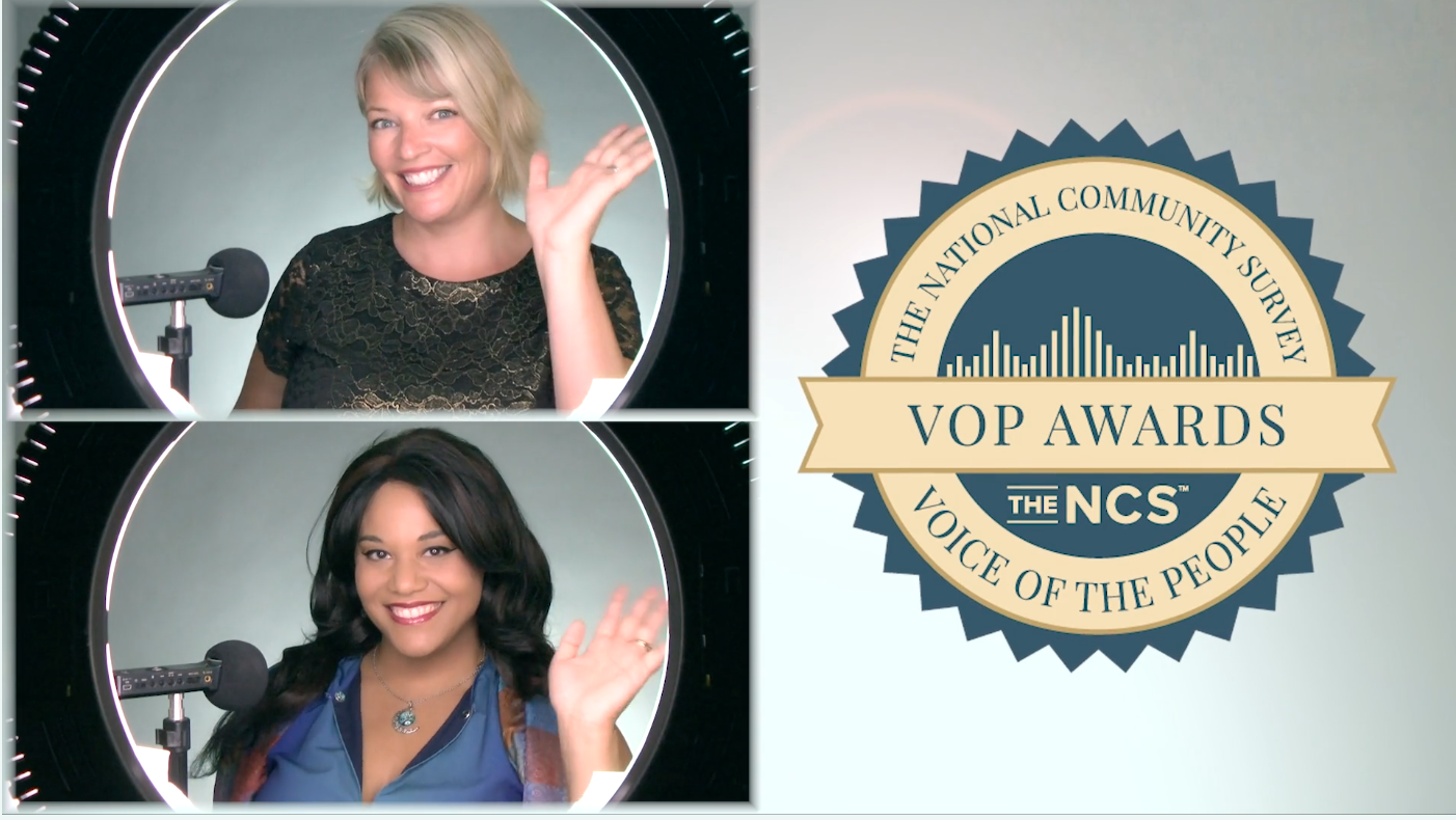 Celebrating the 2020 Voice of the People Awards Winners and Finalists
