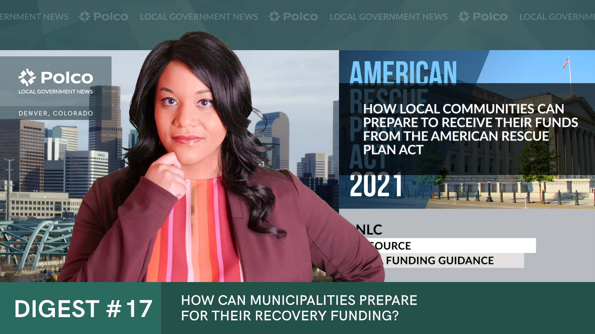 How Can Municipalities Prepare For Their Recovery Funding?
