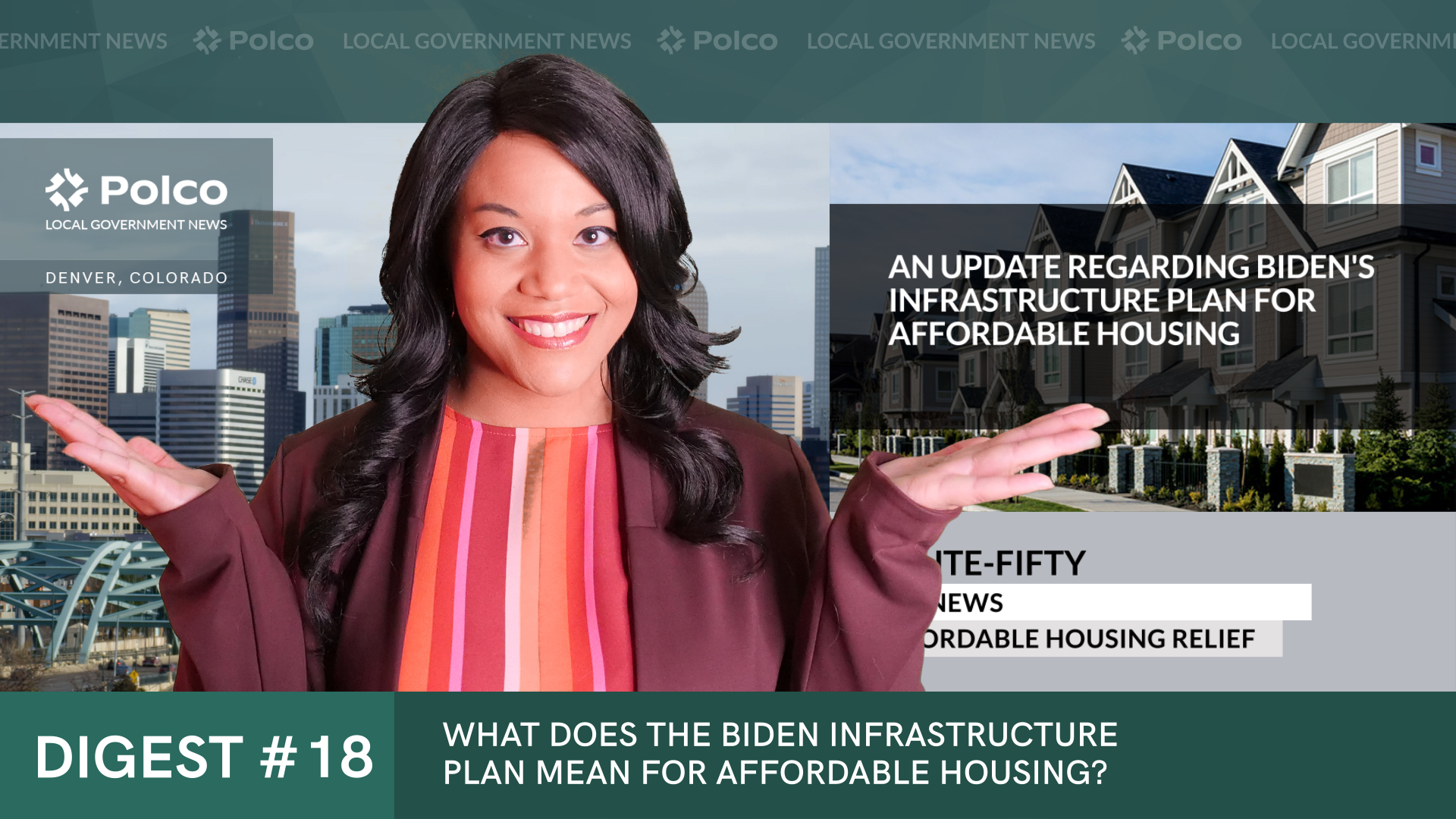 What Does the Biden Infrastructure Plan Mean For Affordable Housing?