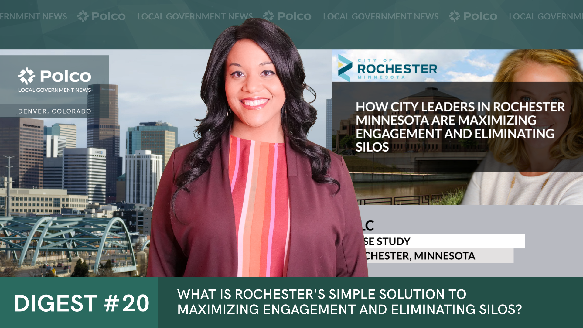 What Is Rochester's Simple Solution To Maximizing Engagement & Eliminating Silos?