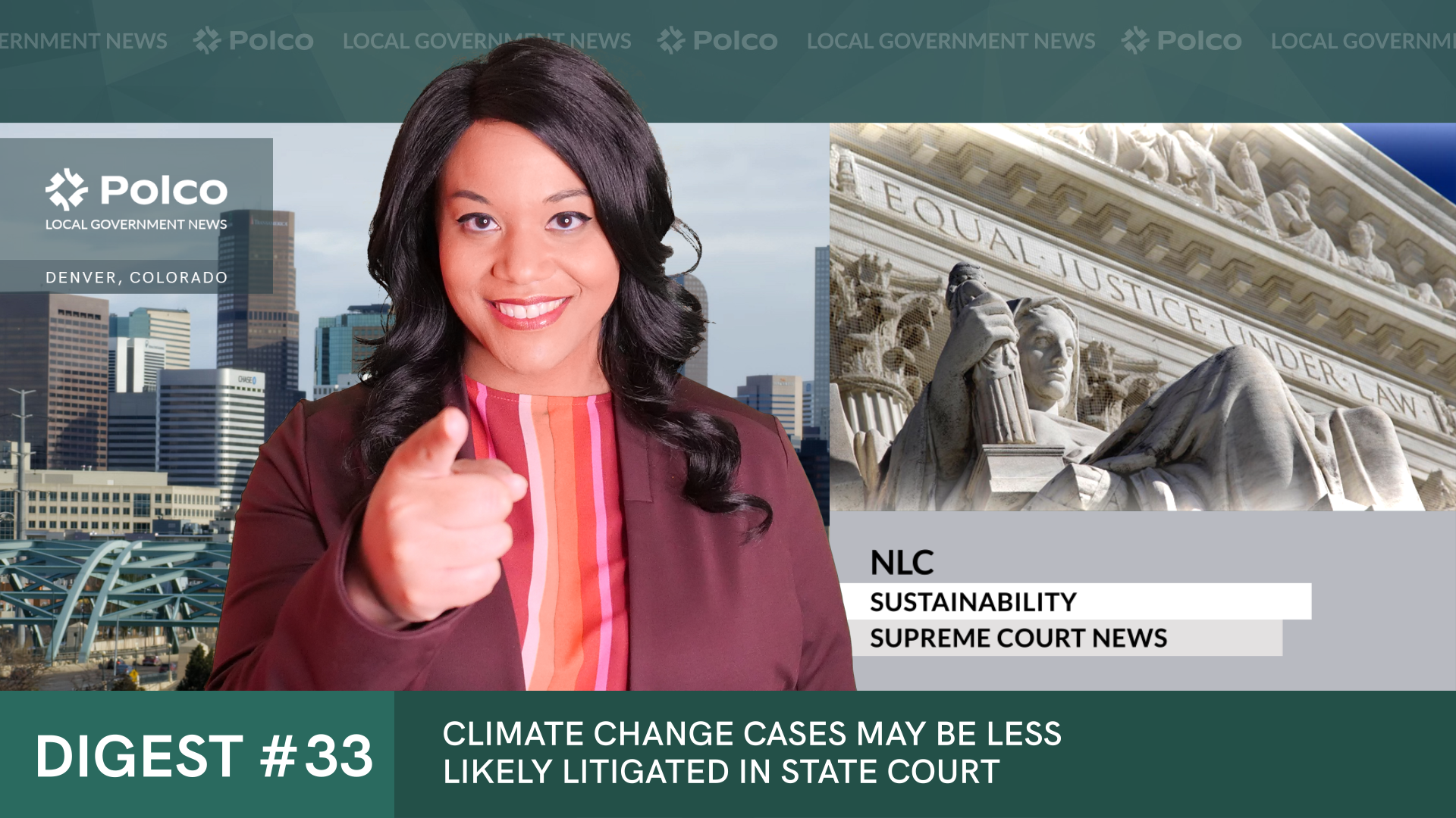Climate Change Cases May Be Less Likely Litigated in State Court