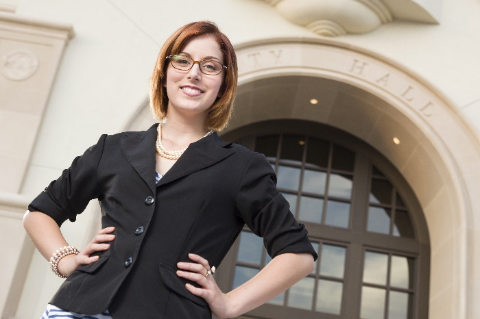 In City Hall, Women Make History